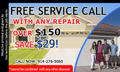 Garage Door Repair Valhalla coupon - download now!
